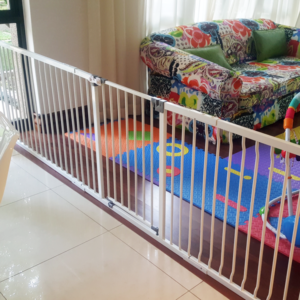 Dreambaby Liberty Xtra-Wide Hallway Gate