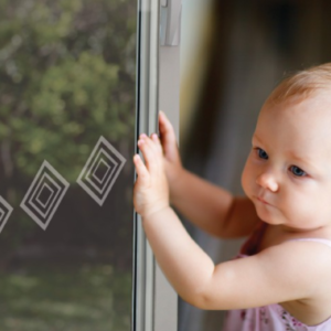 Sliding Door Transfer Stickers