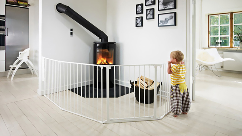 How To Childproof Your Fireplace Baby Proof