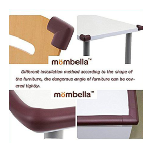 Mombella Corner and Edge Guards