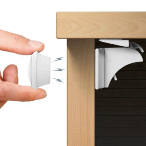 Magnetic Child Lock