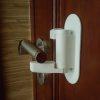 door-lever-lock-activated