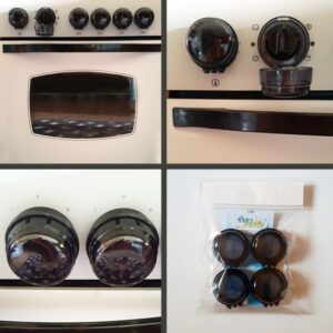 Stove and Oven Knob Covers