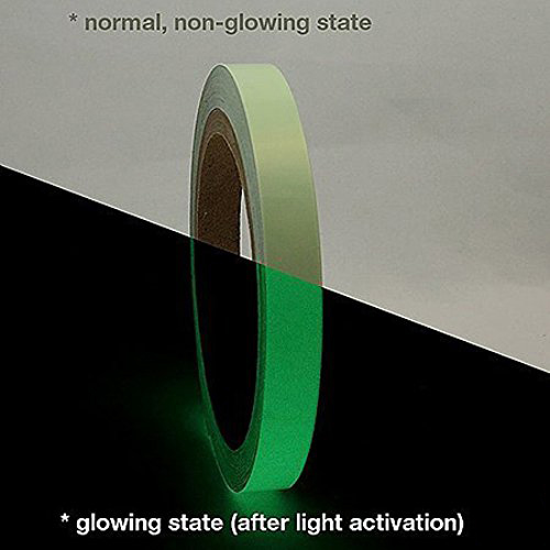 Glow in the Dark Tape for Stairs and Baby Gates