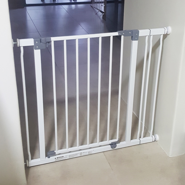 dreambaby-liberty-9cm-gate-extension-with-standard-gate