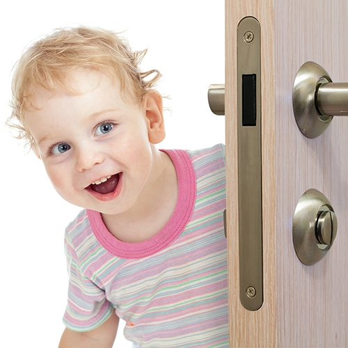 Baby-proofing-doors