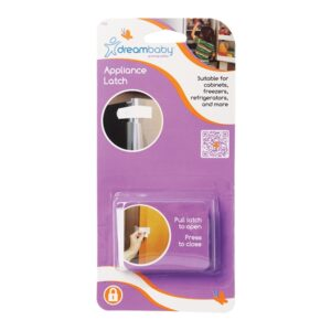 Dreambaby-Appliance-Latch-Fridge-Lock