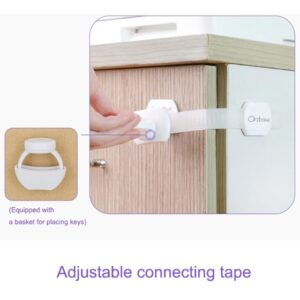 Adjustable-magnetic-child-lock