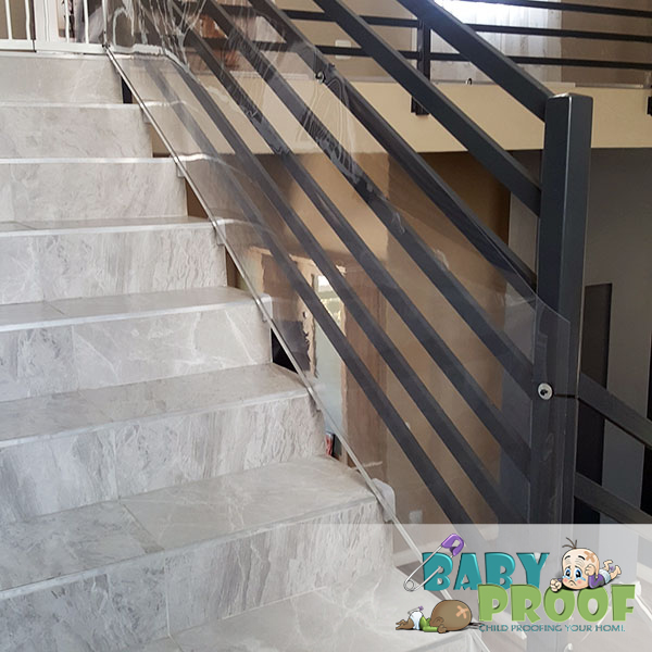 childproofing-stairway