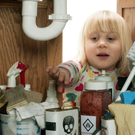 Put-away-Poisonous-items-in-childproof-cabinets