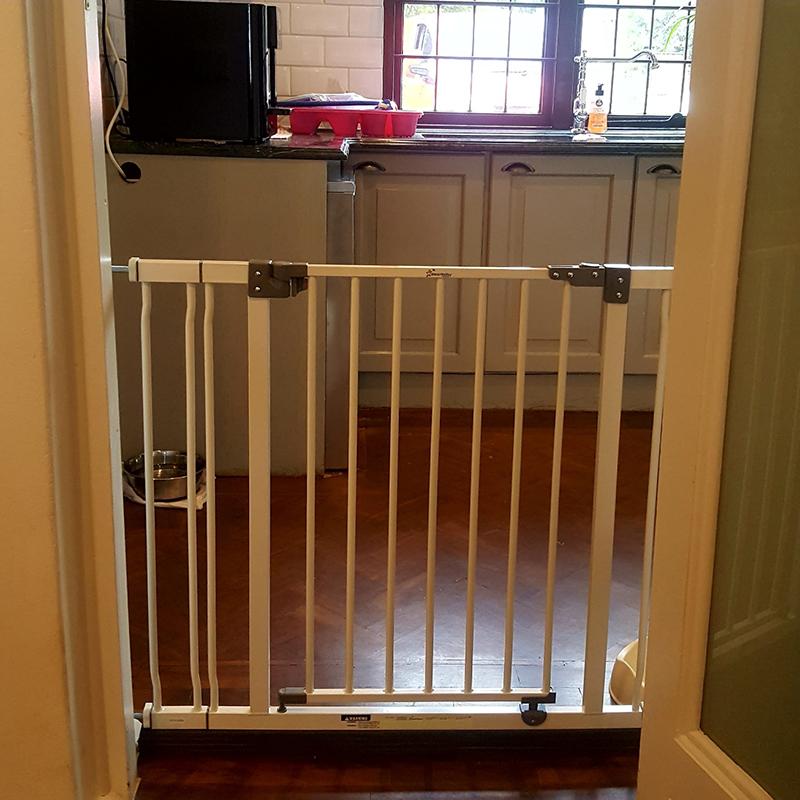 baby-gate-for-extra-wide-doorway-kitchen